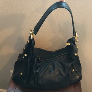 Gucci all leather hobo